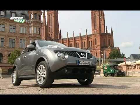 Nissan Juke Motorshow Tcs