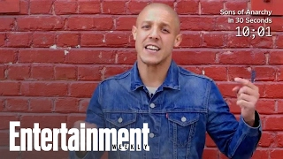 Theo Rossi explains