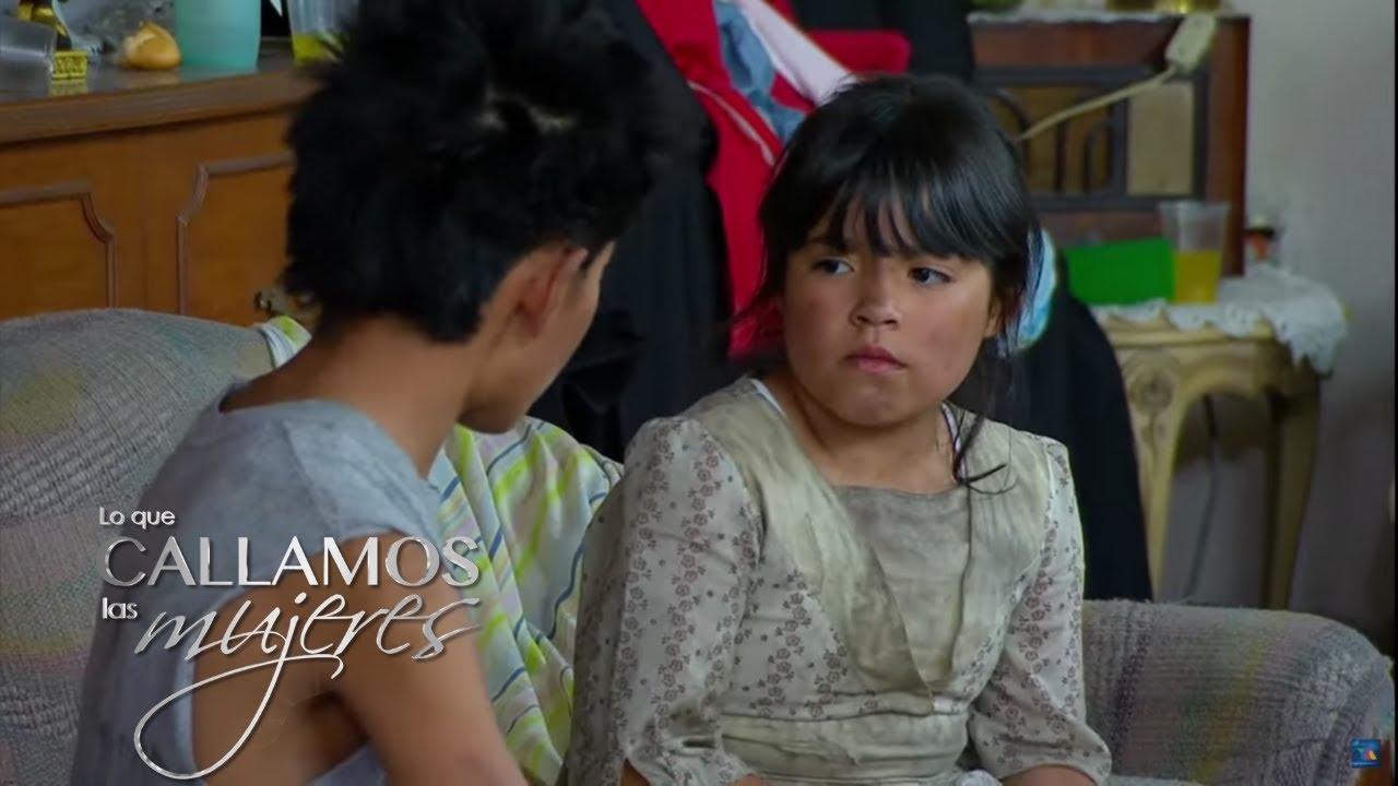 Download Lo Que Callamos Las Mujeres   Marina es abandonada por su mamá.