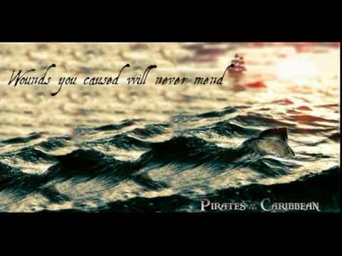 Pirates of the Caribbean Davy Jones theme lyrics