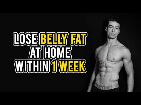 7 MIN Ab Workout to Show Abs Within 1 Week (Teenagers, Men, & Women)