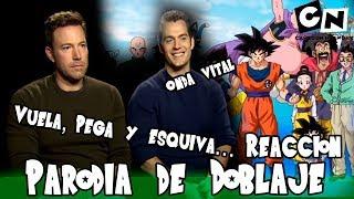 Vuela Pega y Esquiva Meme parodia | Dragon Ball Super Opening en español latino