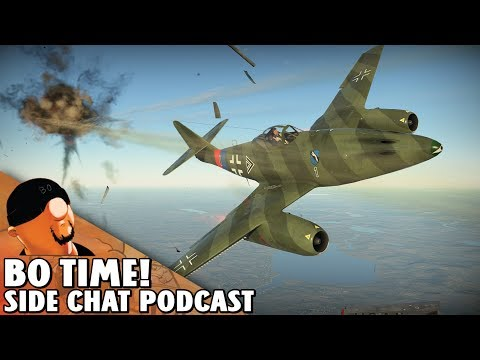 Side Chat War Thunder and PC Gaming Podcast