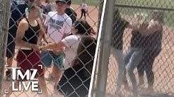 Parents Baseball Brawl   TMZ Live