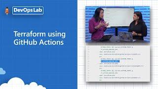 Terraform using GitHub Actions   DevOps Lab