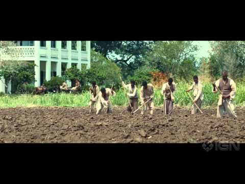 12 Years a Slave - Trailer #1