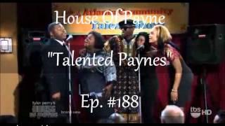 "LaVan Davis, Cassi Davis, Demetria McKinney, Lance Gross & Keyshia Pulliam- ""Payne Family"" (Song)"
