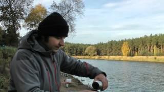 Carp Fishing in October 2013 [HD] [English subtitles]