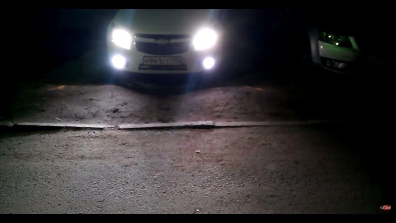 Галогеновые лампочки усиленной яркости - YouTube