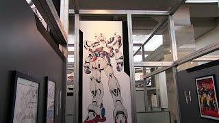 上野の森美術館 メカニックデザイナー 大河原邦男展 第3章「1990~2000年」