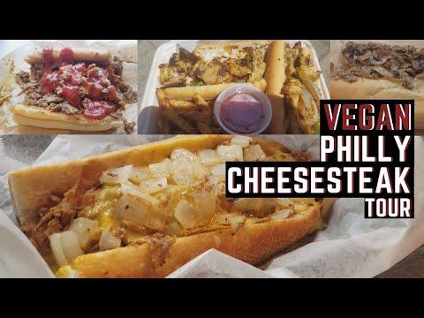 The BEST Vegan Cheesesteak In Philly !?