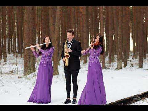 Hillsong- Still (violin/flute/saxophone cover) - ANA'Trio