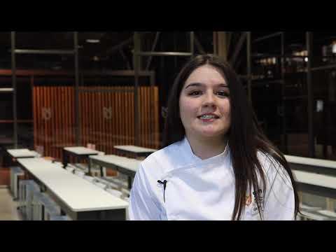 Aida Villar - Grado Universitario en Gastronomía #SoyGasma