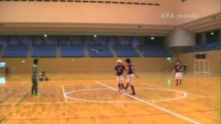 【前半】コロナFC権田 vs PSTCロンドリーナ[2011.10.9]
