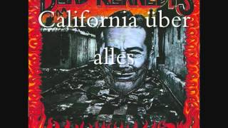 Dead Kennedys   Give me convenience or give me death #3   California über alles
