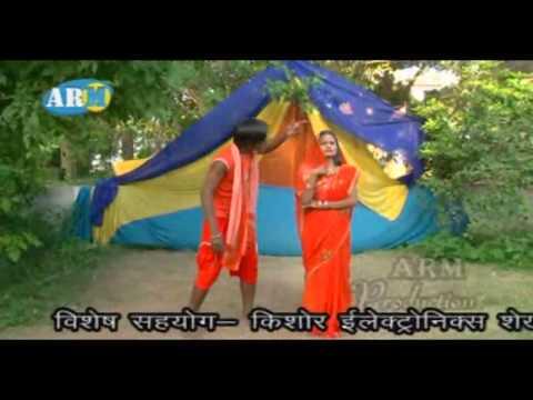 New 2015 Bhojpuri Bol Bam Song    Aail Ba Pawan Sawanwa    Sanjiv Kumar