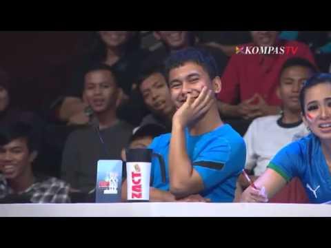 Abdur: Indonesia Masuk Piala Dunia (SUCI 4 Show)