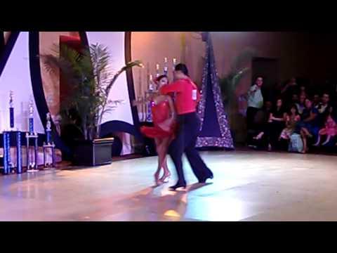 WSC 2009 Finals On1: Cristian Oviedo and Liz Lira