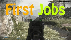 First Jobs - Team Deathmatch on Stonehaven