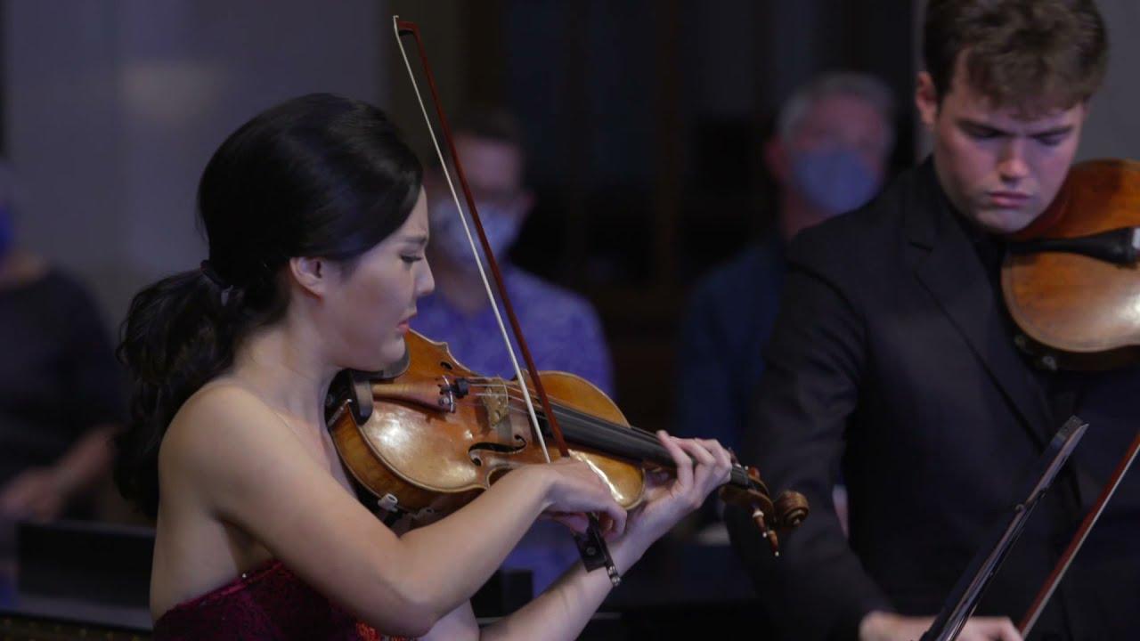 Martinů Three Madrigals, H.313 - Hyeyoon Park (violin), Timothy Ridout (viola)