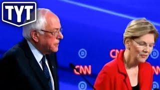 Bernie and Elizabeth Warren WINNING!!!