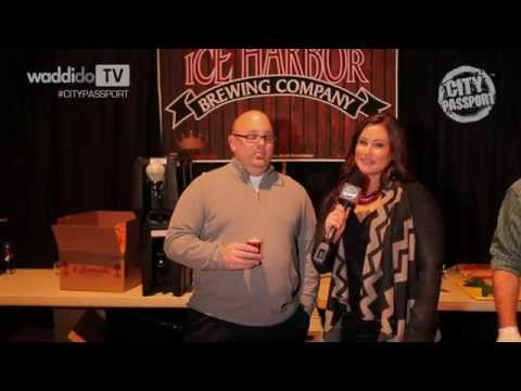 2014 Washington Wine and Food Festival - Ice Harbor Brewing Company