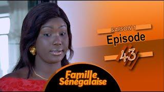 FAMILLE SENEGALAISE - Saison 1 - Episode 43 - VOSTFR