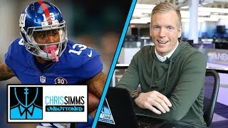 Draft countdown: If NYG want QB, take him at No. 6 | Chris Simms Unbuttoned | NBC Sports