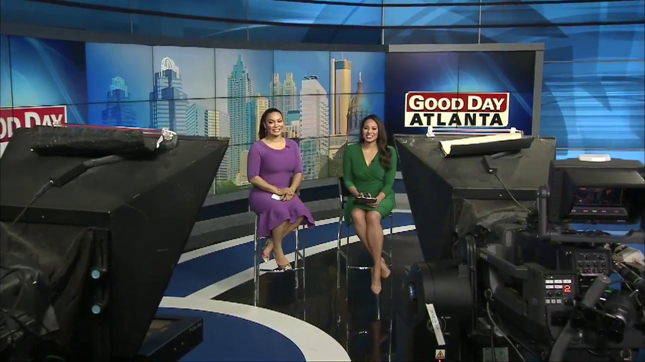 HGTV host Egypt Sherrod talks home trends with Alyse Eady