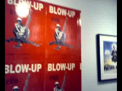 Anti War Art Exhibit in Los Angeles -- 2007