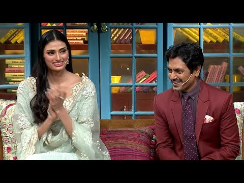 The Kapil Sharma Show - Motichoor Chaknachoor Episode Uncensored | Nawazuddin, Athiya Shetty