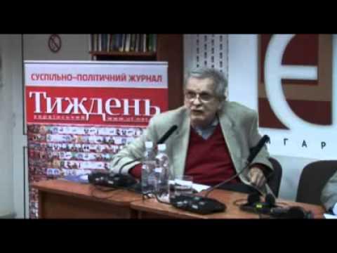 Томас Венцлова: З чого починається Європа