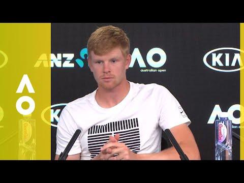 Kyle Edmund press conference (SF) | Australian Open 2018