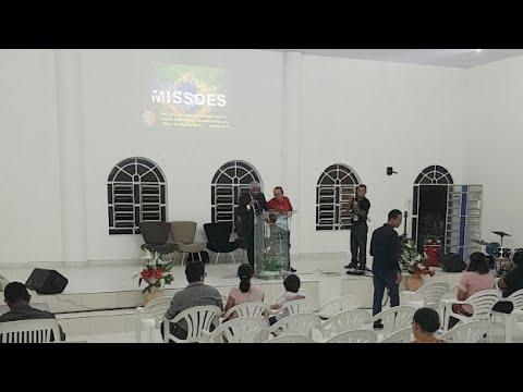Culto de Missões Betel Geisel