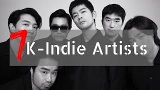 Top 7 K-Indie Artists You Should Know if You are a K-Pop Fan   🇰🇷