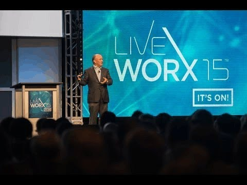 Bridging the Physical and Digital Worlds | LiveWorx 15 | IoT Opening Keynote