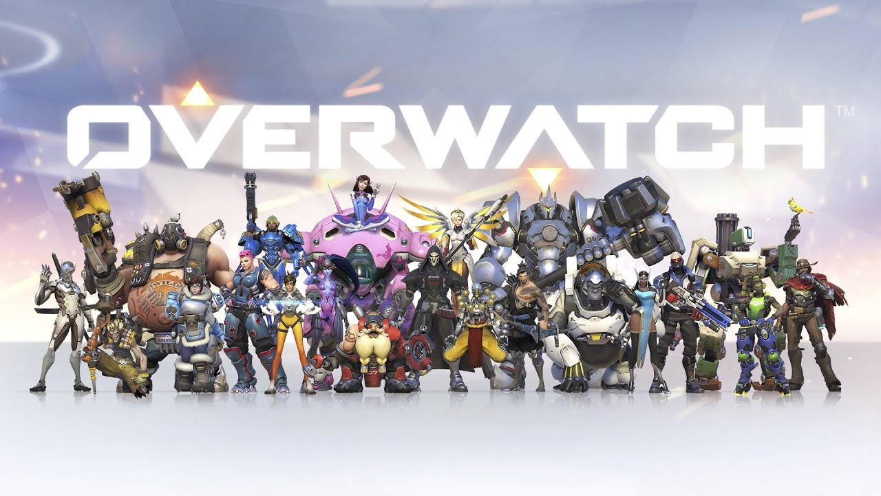 The Heroes of Overwatch