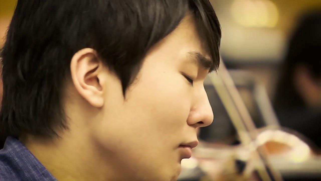 Seong-jin Cho- All the Video Clips of His1st Studio Recording Album by DG - Seong-jin Cho