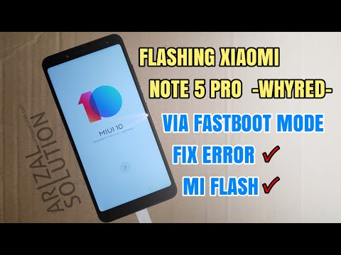 cara-flashing-instal-xiaomi-note-5-pro-(whyred)-via-mode-fastboot-anti-rollback-tested-2018
