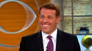 Tony Robbins on building personal finance and 401(k) fees