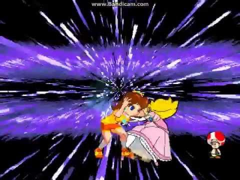 Download Princess Daisy vs Princess Peach MUGEN BATTLE