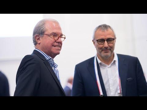 INGO al World Business Forum 2017