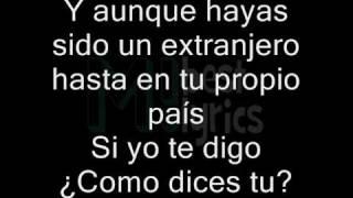 Shakira - Dia De Enero lyrics