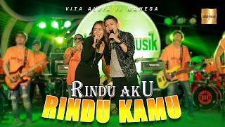 Download lagu Vita Alvia & Mahesa - Rindu Aku Rindu Kamu | Kelap Kelip Ditengah Tengah Laut (Official Live Music)