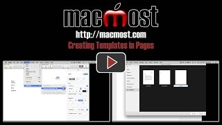 Creating Templates in Pages (#1116)