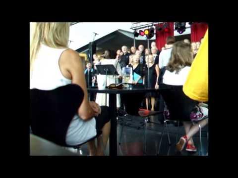 Yolanda Quartey sings Crazy mp3