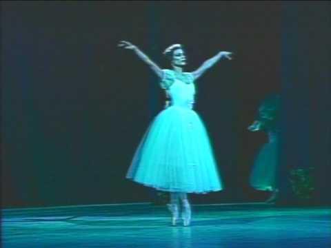 Giselle/ 5 bailarinas del ballet Nacional de Cuba IIAct