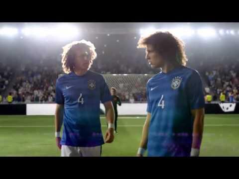 Nike Football Криштиану Роналду и Ирина Шейк в новой рекламе Nike НА РУССКОМ 1