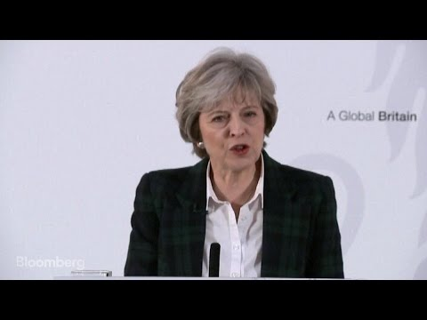 Theresa May's Brexit Speech in 50 Seconds