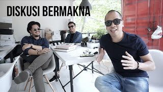 THE SNKRS - DISKUSI BERMAKNA (WITH KEENAN PEARCE & ERNANDA PUTRA)